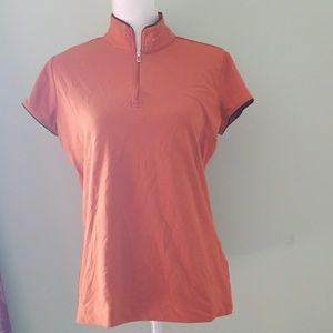 Nikegolf short sleeve shirt size M